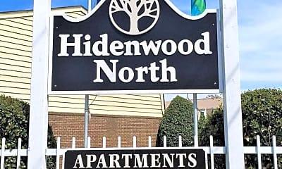 Building, Hidenwood North, 2