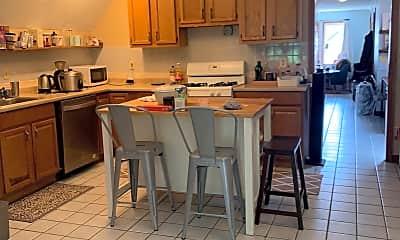 Kitchen, 51 Elm St, 2