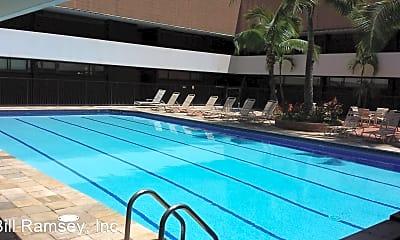 Pool, 1088 Bishop St, 1