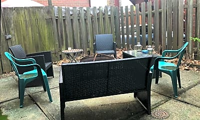 Patio / Deck, 2428 20th St NW, 2