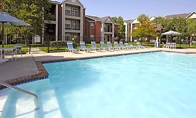 Pool, Privateer Place Student Village, 0