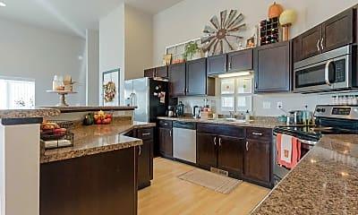 Kitchen, Maple Ridge Townhomes, 1