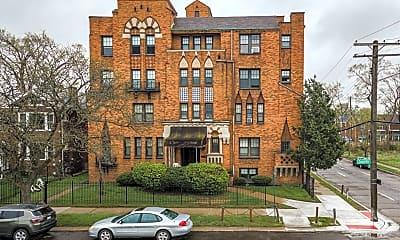 Building, 2023 Tuxedo St, 1