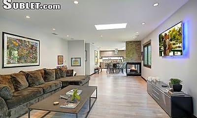 Living Room, 953 N Orange Grove Ave, 1