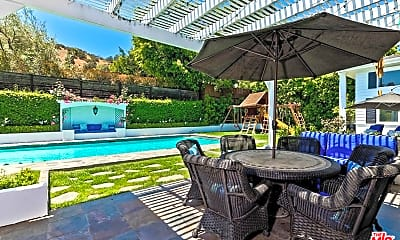 Pool, 1829 Coldwater Canyon Dr, 2