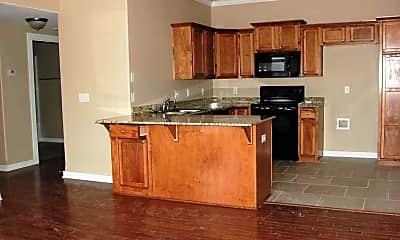 Kitchen, Chester Hills Townhomes, 1
