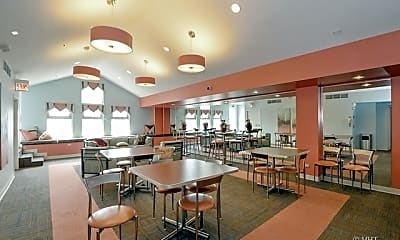Dining Room, 40 E 9th St 1015, 1