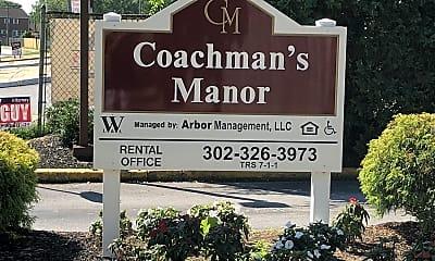 Coachmans Manor, 1
