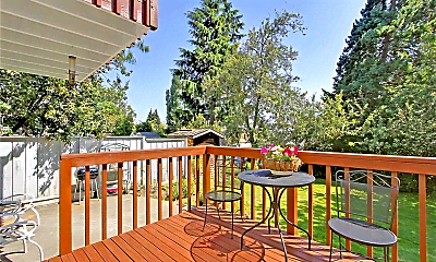 Patio / Deck, 8534 Dibble Ave NW, 1
