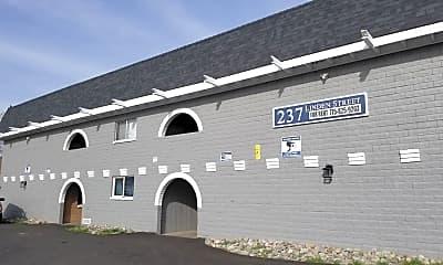 Building, 237 Linden St, 0