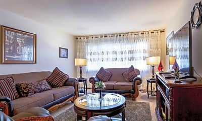 Living Room, Arbor Hills, 1
