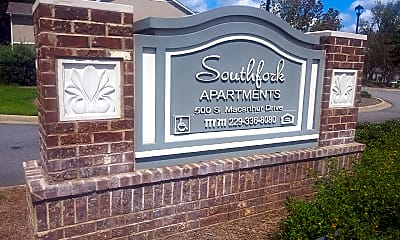 Southfork Apartments, 1