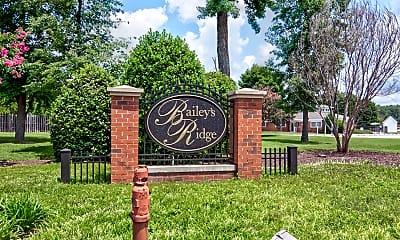 Community Signage, Bailey's Ridge, 0