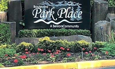 Boulevard Park Place, 1