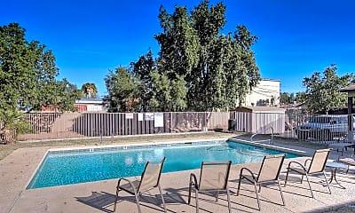 Pool, Ocotillo Oasis, 2