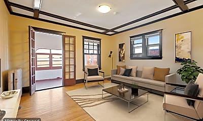 Living Room, 2641 Girard Ave S 7, 0