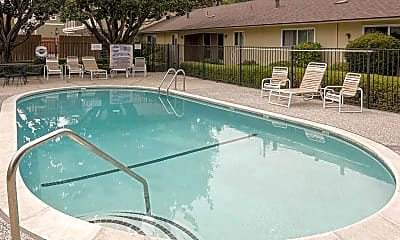 Pool, Villa Lometa Apartments, 0