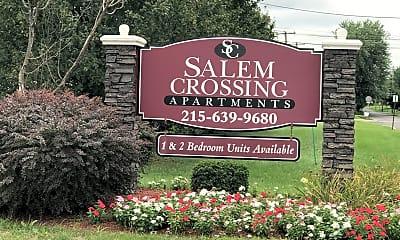 Salem Crossing, 1