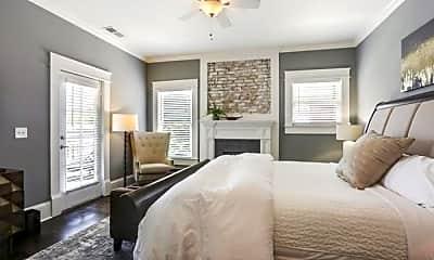 Bedroom, 811 North Highland Avenue Northeast, 2