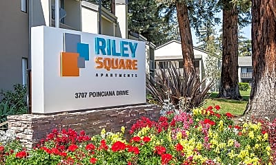 Riley Square, 1