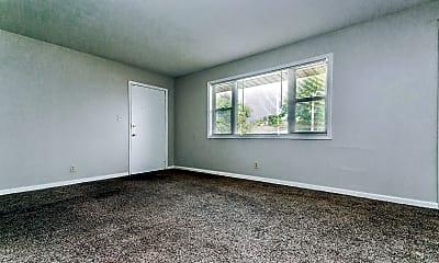 Living Room, 7719 W Hampton Ave 6, 1