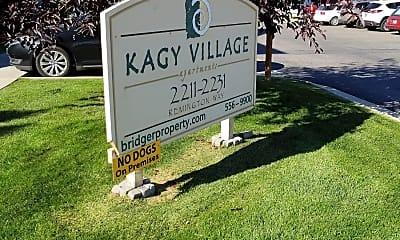 Kagy Village Apartments, 1