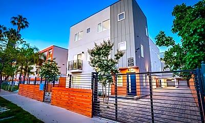 Building, Beachwood Apartments, 0