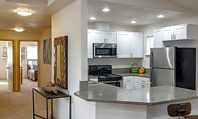 Kitchen, The Addison, 1