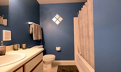 Bathroom, The Estates At Crystal Bay, 2