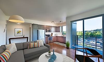 Living Room, Milehouse, 0