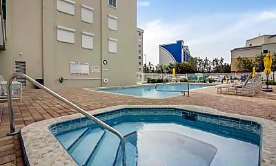 Pool, 3400 Ocean Beach Blvd 309, 2