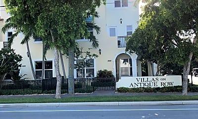 Villas on Antique Row Residential, 1