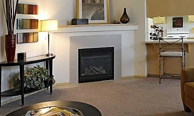 Living Room, Sterling Heights, 1