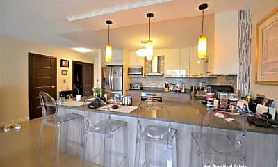 Kitchen, 50 Park St, 1