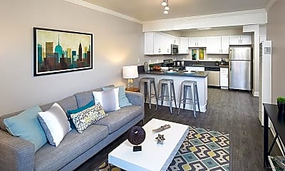 Living Room, Solstice, 1