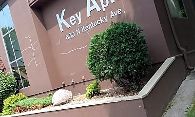 Key Apartments, 1