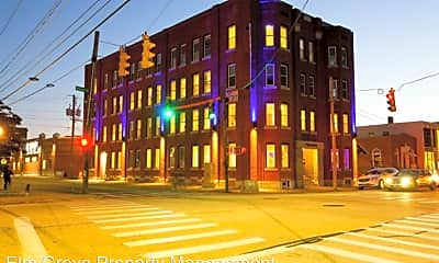 Building, 235 Hanover St, 0