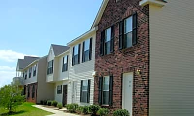 Haw Creek Mews, 1