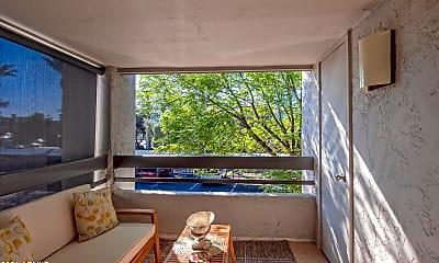 Patio / Deck, 5213 N 24th St 208, 2