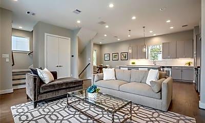 Living Room, 8411 Hempstead Rd F, 0