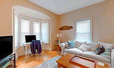 Living Room, 279 Washington St., #1, 0