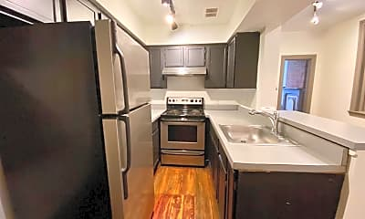 Kitchen, 1329 Main St, 1