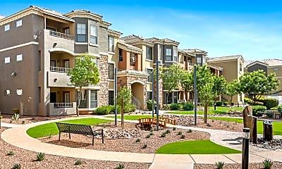 Building, Zone Apartments, 2