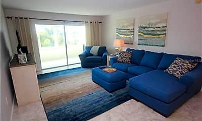 Living Room, 1200 E Peppertree Ln 206, 1