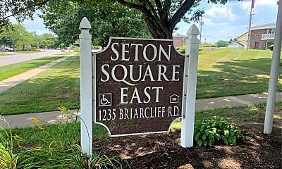 Seton Square East, 1