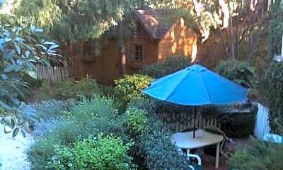 Bedroom, 2051 Nichols Canyon Rd, 2