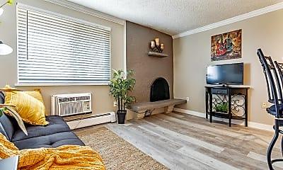 Living Room, 1125 N Washington St, 1