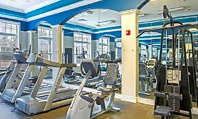 Fitness Weight Room, 1015 Preserve Ave, 1