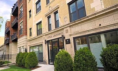 Building, 1331 W. Loyola, 0