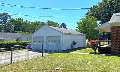 Building, 2710 Jackson Dr, 2